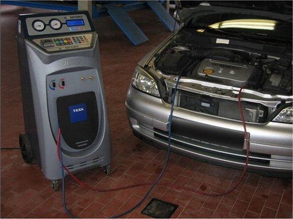 Klimaanlagen Wartung & Prüfung